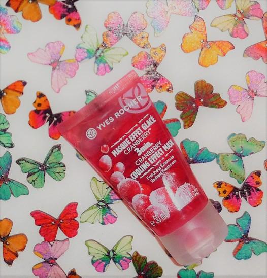 Masque Cranberry Yves Rocher