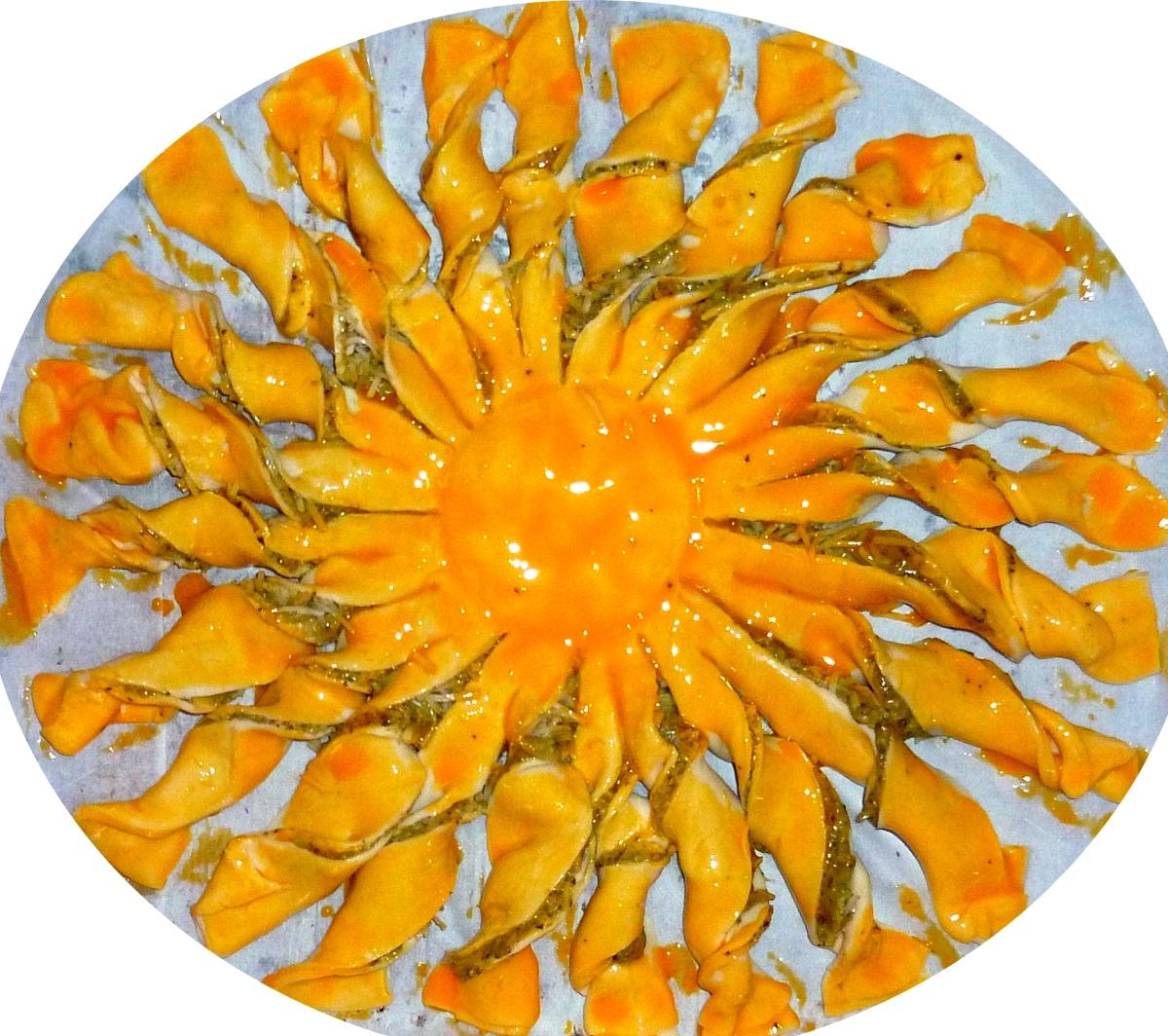 tarte soleil pesto (10)