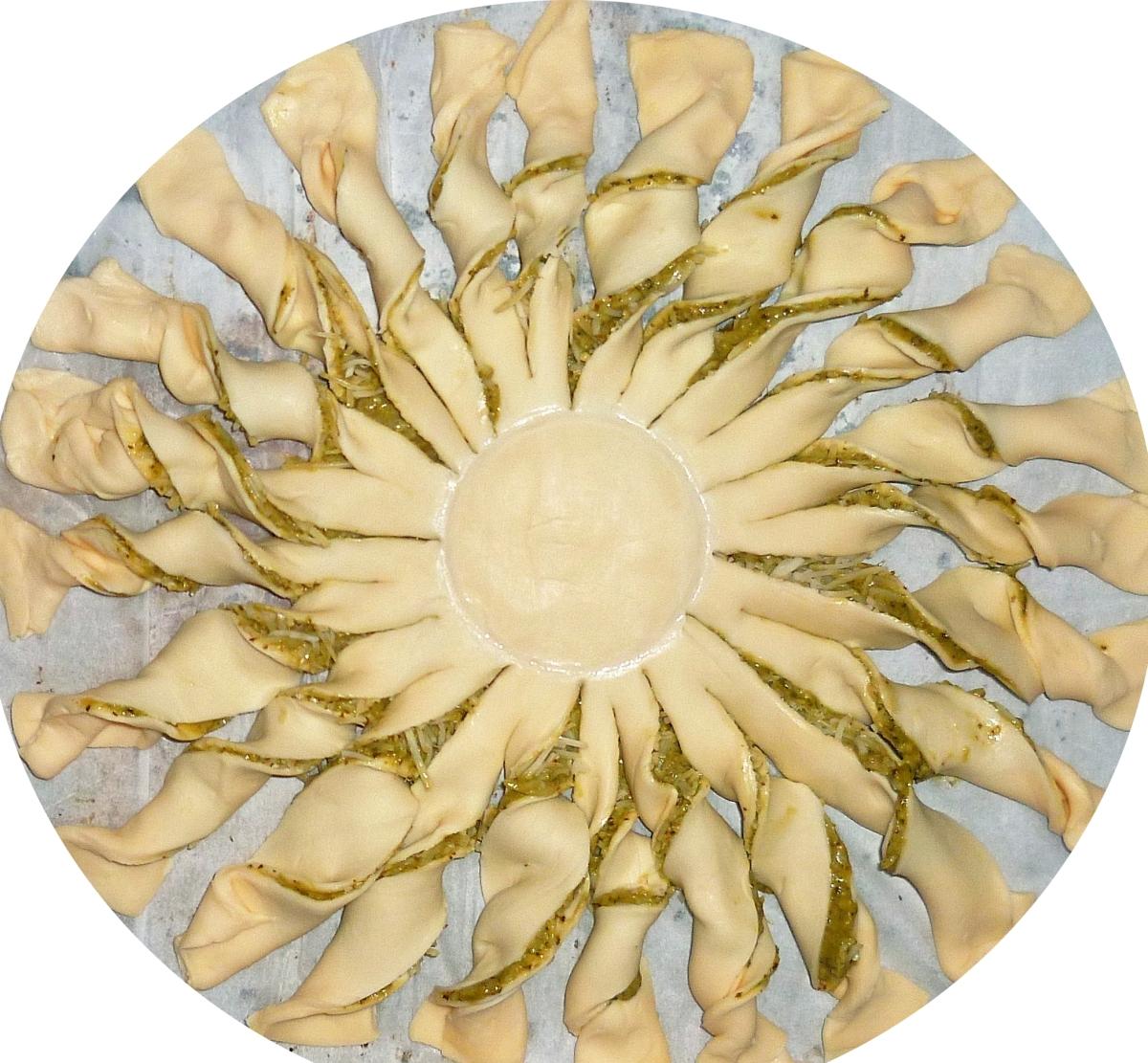 tarte soleil pesto (9)